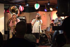 Sayaka's bandのライブ写真